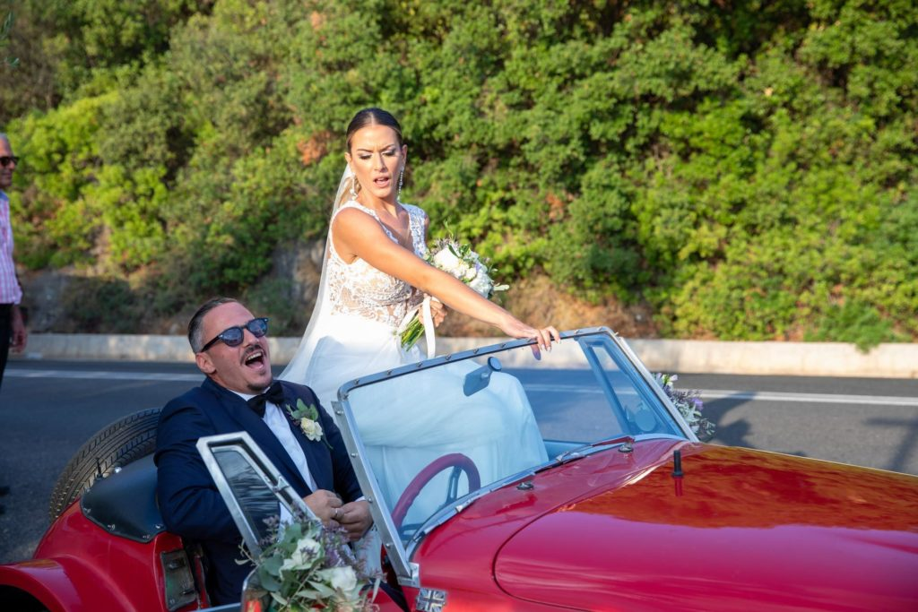 Giannis & Elena Wedding in Kalamata