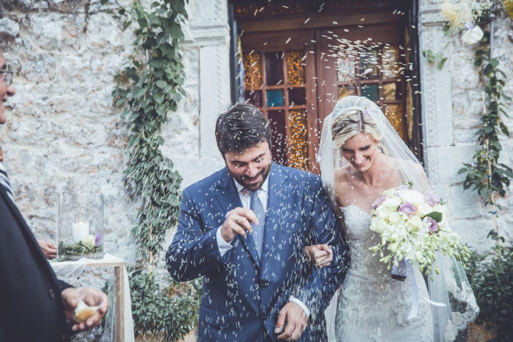 Julian & Demetra Wedding in Mani