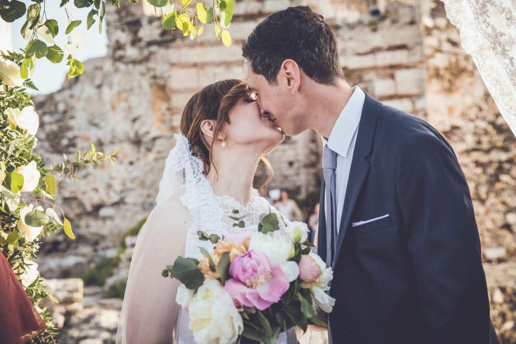 wedding photography greece:Dominique & Cissy Wedding in Methoni | photo 16