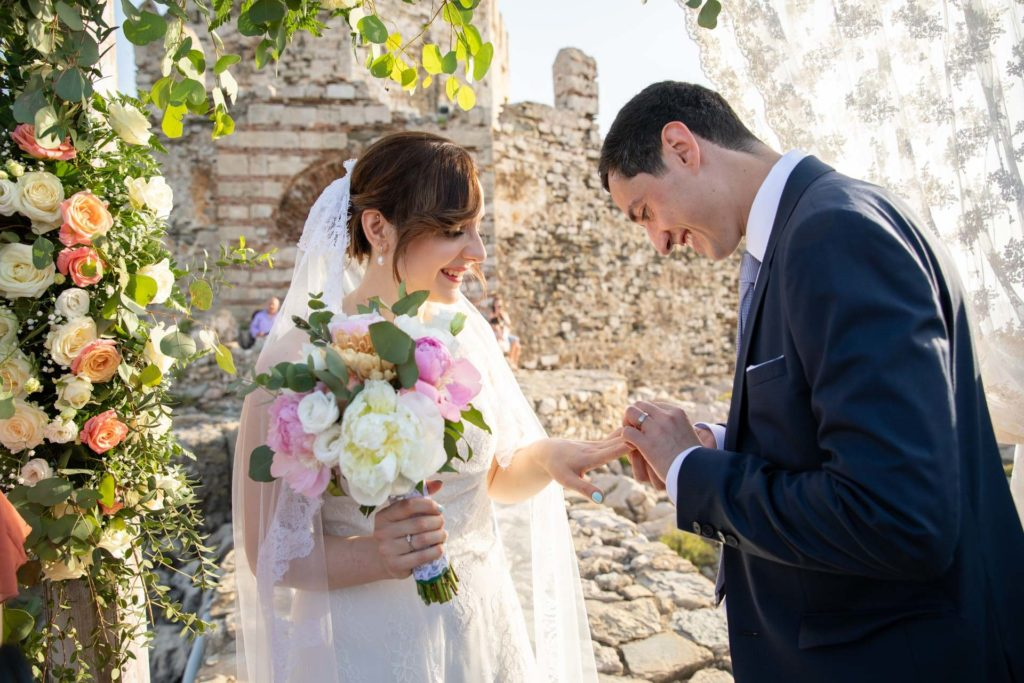 wedding photography greece: Dominique & Cissy Wedding in Methoni | photo 19