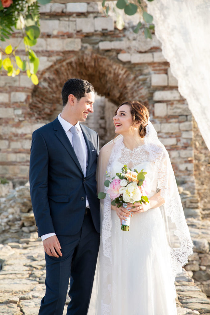 wedding photography greece: Dominique & Cissy Wedding in Methoni | photo 23