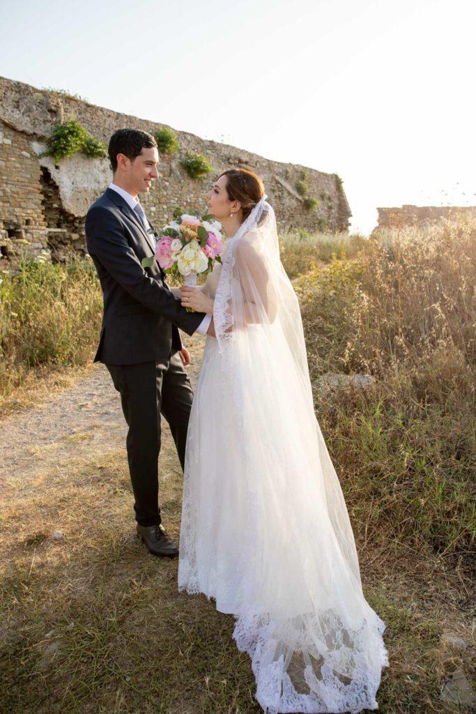 wedding photography greece:Dominique & Cissy Wedding in Methoni | photo 27