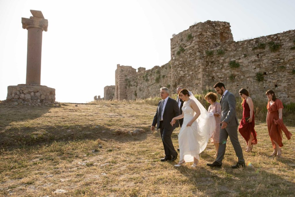 wedding photography greece: Dominique & Cissy Wedding in Methoni | photo 3