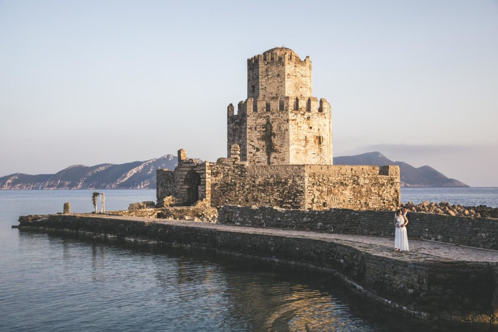 wedding photography greece: Dominique & Cissy Wedding in Methoni | photo 34