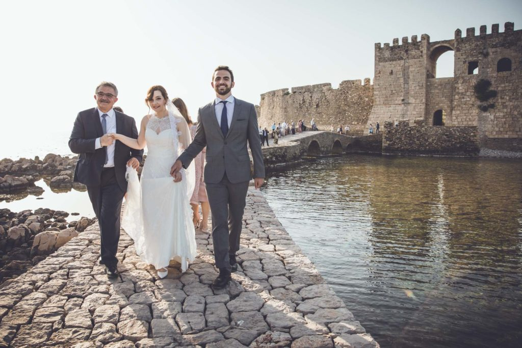 wedding photography greece: Dominique & Cissy Wedding in Methoni | photo 8