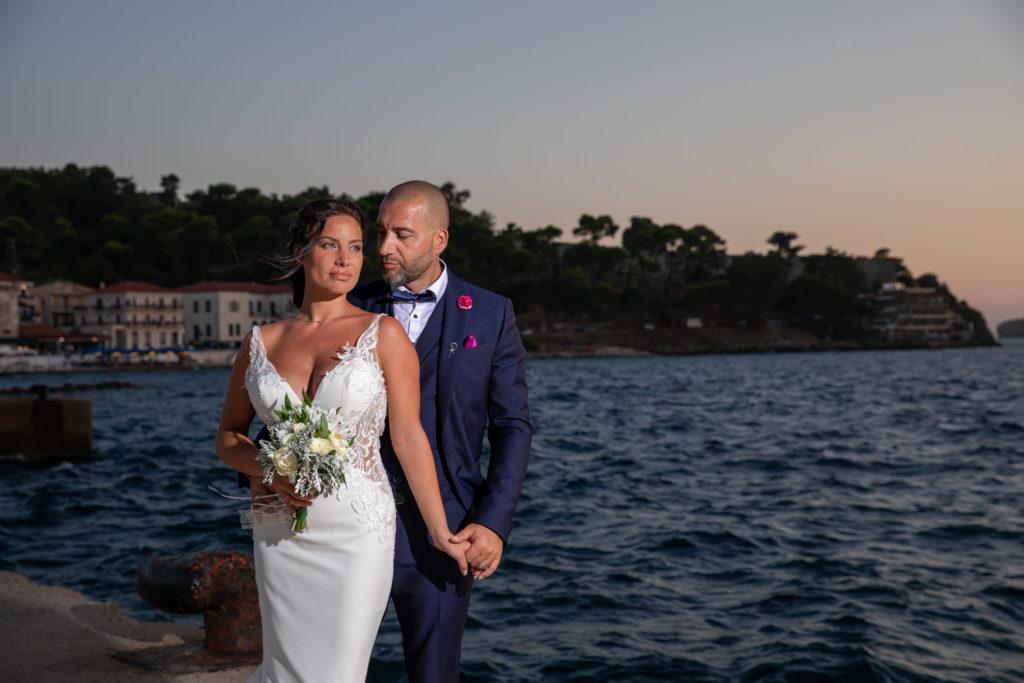 Panagiotis & Nadin - Wedding in Pylos