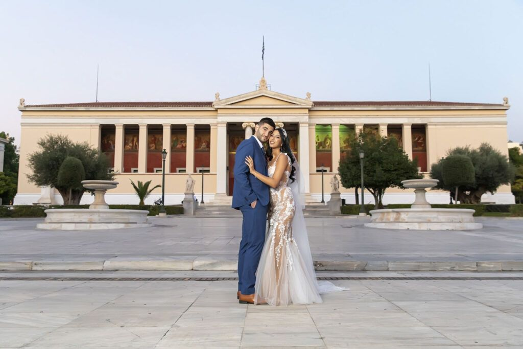 Max & Rotem Wedding in Athens